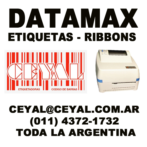 011 4372-1732 SERVICIO TECNICO DATAMAX