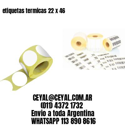 etiquetas termicas 22 x 46