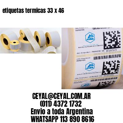 etiquetas termicas 33 x 46