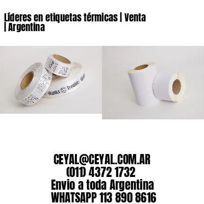 Líderes en etiquetas térmicas   Venta   Argentina