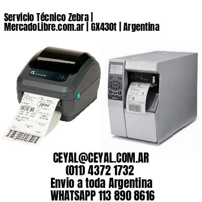 Servicio Técnico Zebra   MercadoLibre.com.ar   GX430t   Argentina