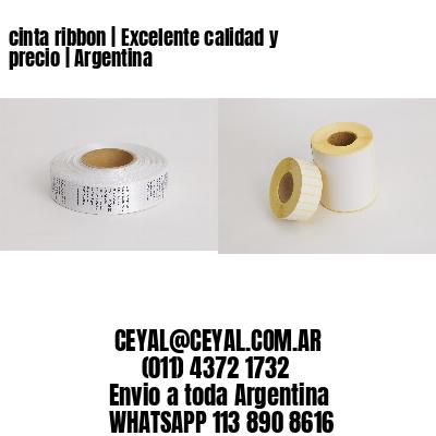 cinta ribbon | Excelente calidad y precio | Argentina
