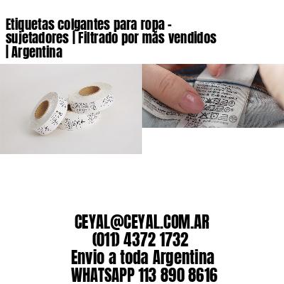 Etiquetas colgantes para ropa - sujetadores   Filtrado por más vendidos   Argentina