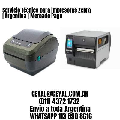 Servicio técnico para impresoras Zebra   Argentina   Mercado Pago
